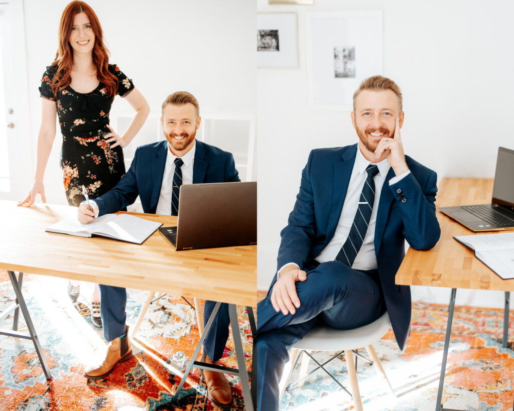 Real Estate Branding shoot | Stephanie Acar Portraits